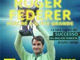 La copertina dell'ebook Roger Federer perchè è il più grande